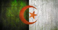 اكتب اسمك على علم الجزائر