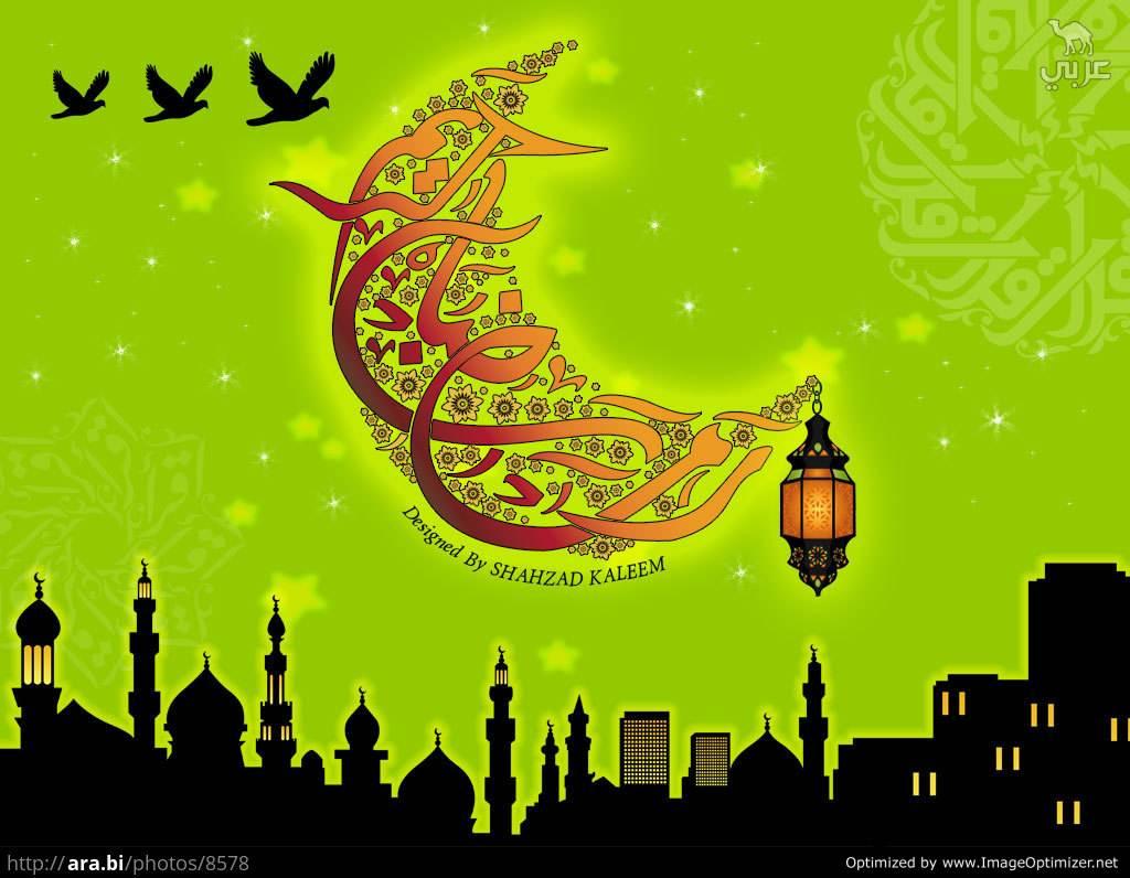 صور هلال رمضان