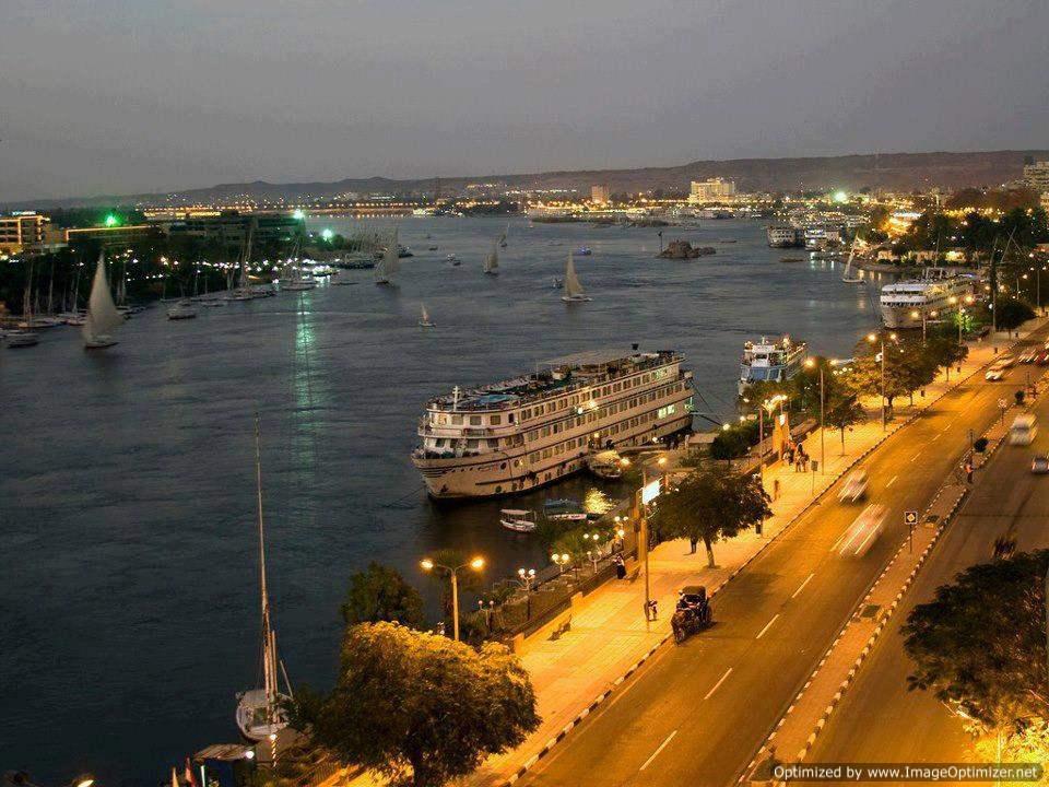 مدينة أسوان من اجمل مدن مصر