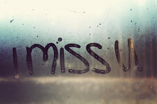 افتقدك جدا