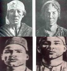 الصور الحقيقية لريا وسكينة وعبدالعال وحسب الله