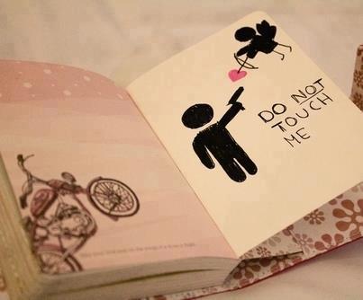 دائما ما يبدأ الحب بالحذر