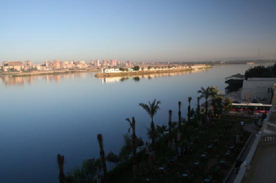 مدينة سوهاج من أجمل مدن مصر