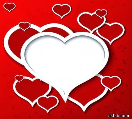 اكتب اسمك على صور قلب احمر 7