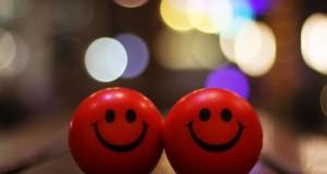ابتسامة لطفية