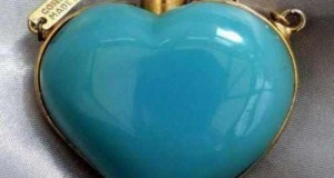 قلب ازرق