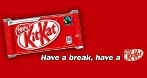 شوكولاتة كيت كات