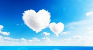 صور قلب في الهواء