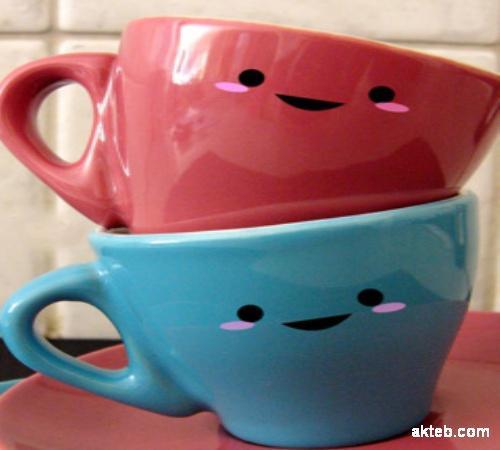 فنجان شاى
