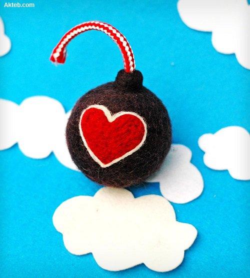 قنبلة الحب