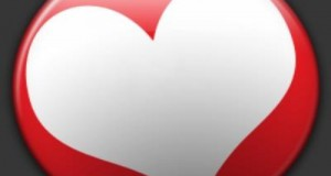 قلب ابيض