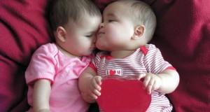 حب من الصغر