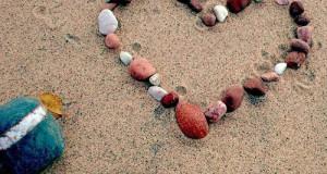قلب من رمل