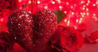 قلب ووردة