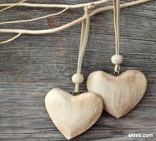صور قلبين