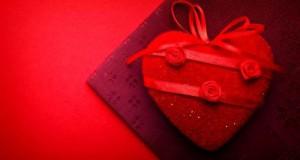 قلب احمر خرافة