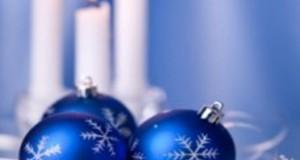 شموع الكريسماس
