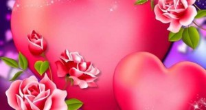قلوب وورود