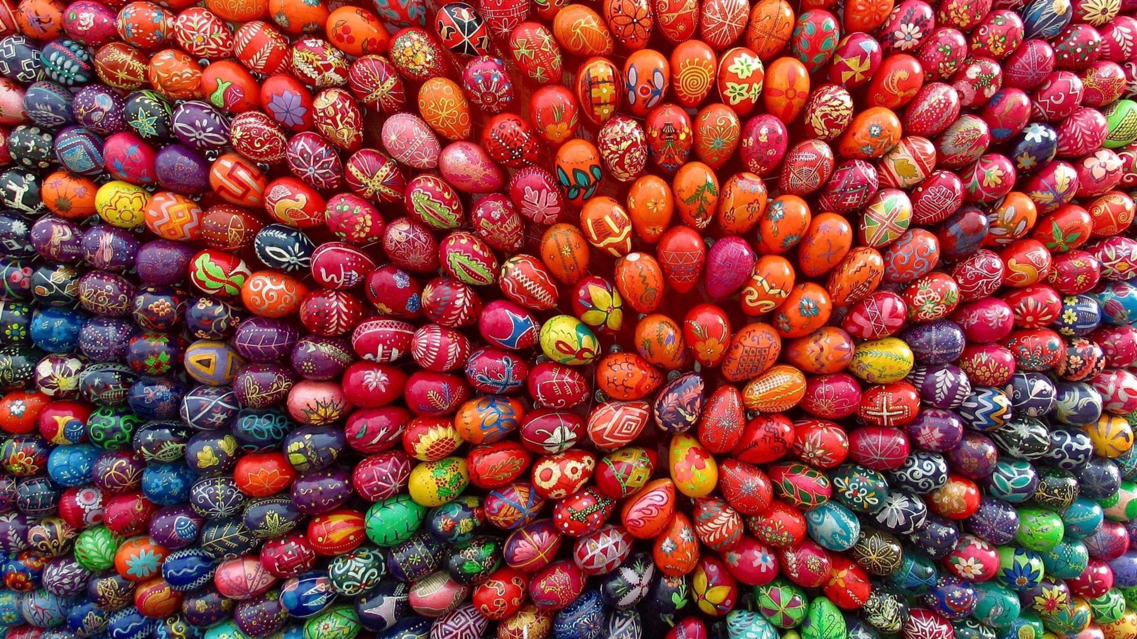 صور بيض ملون شم النسيم 2017