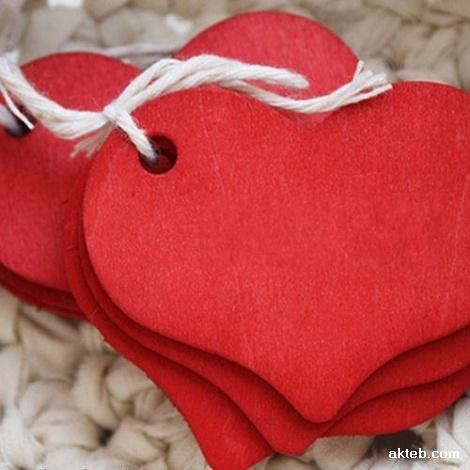قلوب فيس بوك
