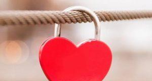 قلب معلق
