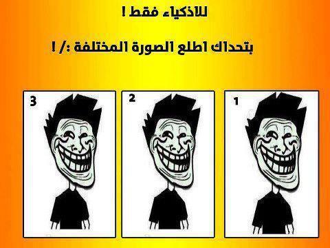الصورة المختلفة
