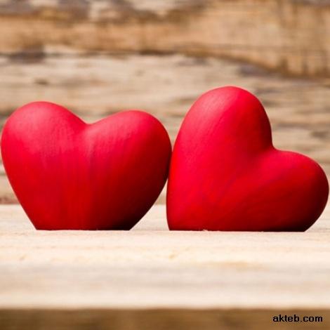 قلبين مع بعض